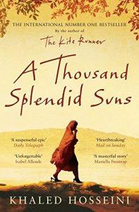 A THOUSAND SPLENDID SUNS – Khaled Hosseini